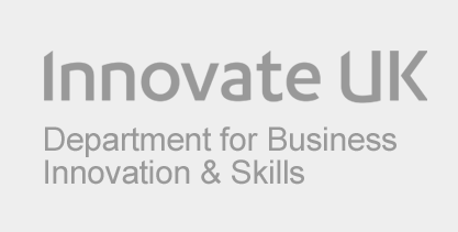 supported by innovate uk